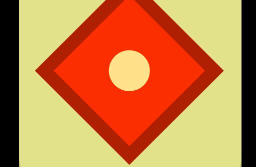Retro Square